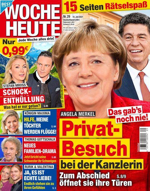 Woche Heute Ausgabe 29/2021