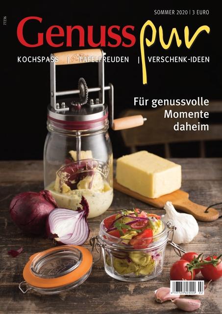 GENUSS PUR Ausgabe 02/2020