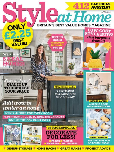 Style at Home Magazine 2021-03-03