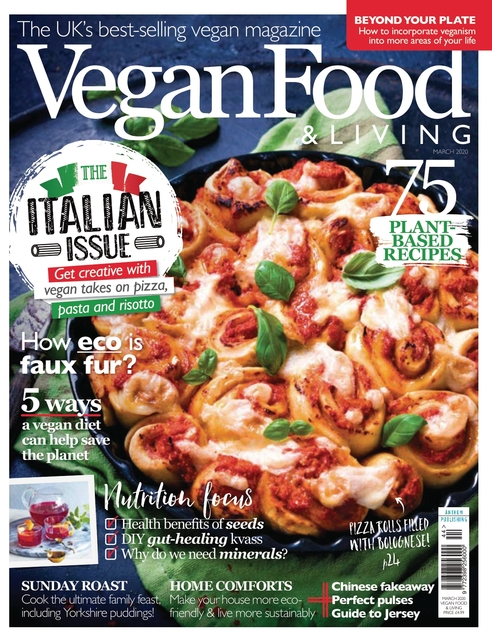 Vegan Food & Living issue 46, 03/2020