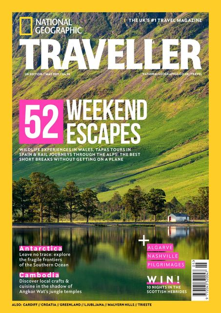 National Geographic Traveller (UK) issue #91, 05/2021