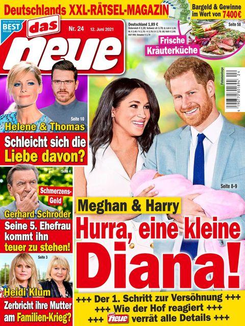 Das Neue Magazin Ausgabe 24/2021