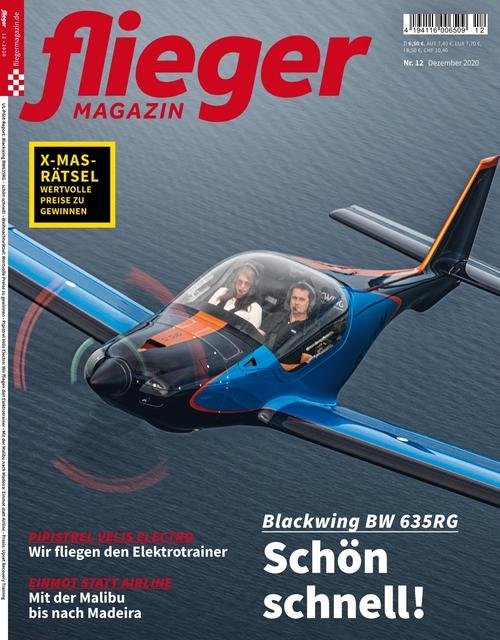 fliegermagazin Ausgabe 12/2020