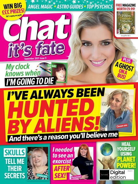Chat It's Fate Magazine issue 09/2021