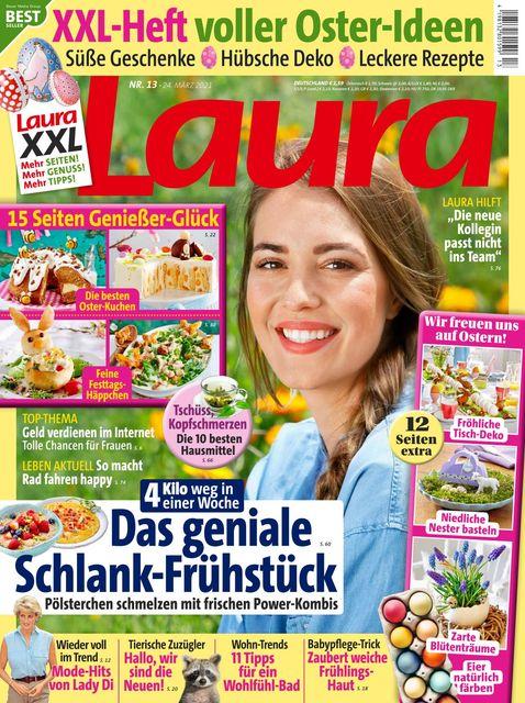 Laura Ausgabe 13/2021