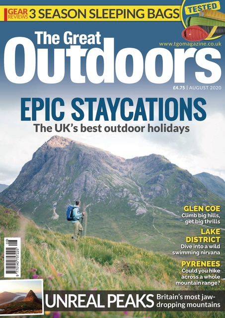 The Great Outdoors issue 08/2020