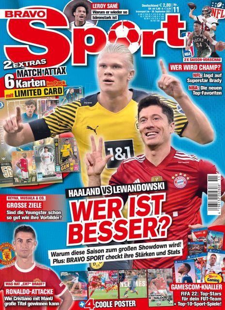 Bravo Sport Ausgabe 11/2021
