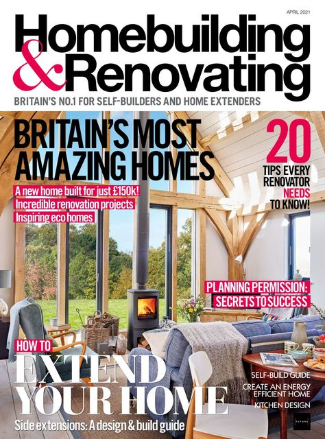 Homebuilding and Renovating 2021-02-25
