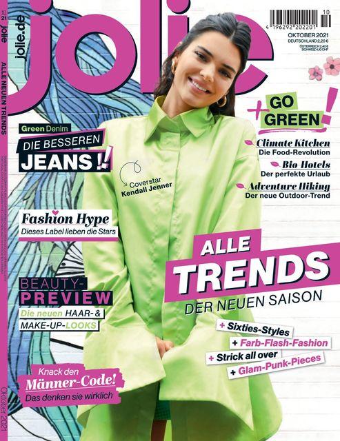 Jolie Magazin Ausgabe 10/2021