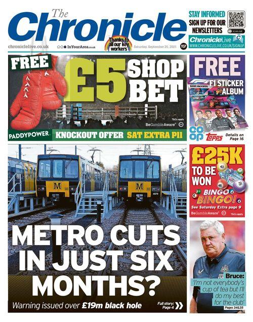 Newcastle Chronicle 2021-09-25
