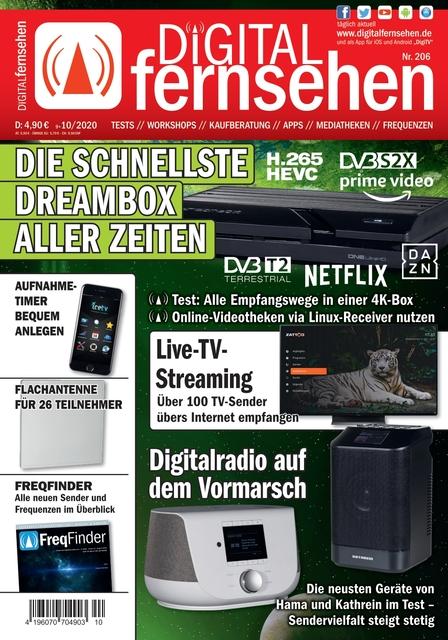 DIGITAL FERNSEHEN Ausgabe 09-10/2020