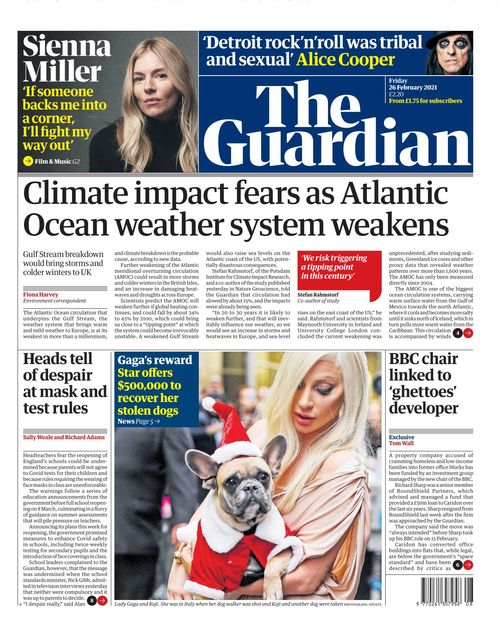 The Guardian 2021-02-26