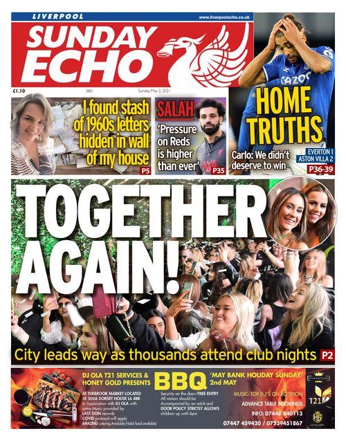 Liverpool Echo 2021-05-02