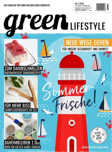 Green Lifestyle Ausgabe 03/2020
