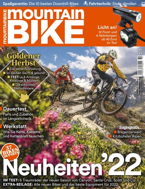 Mountainbike 2021-09-06