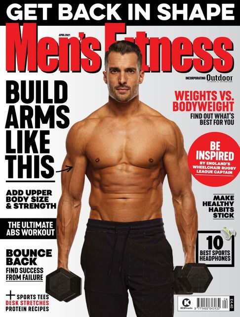 Men's Fitness issue 04/2021