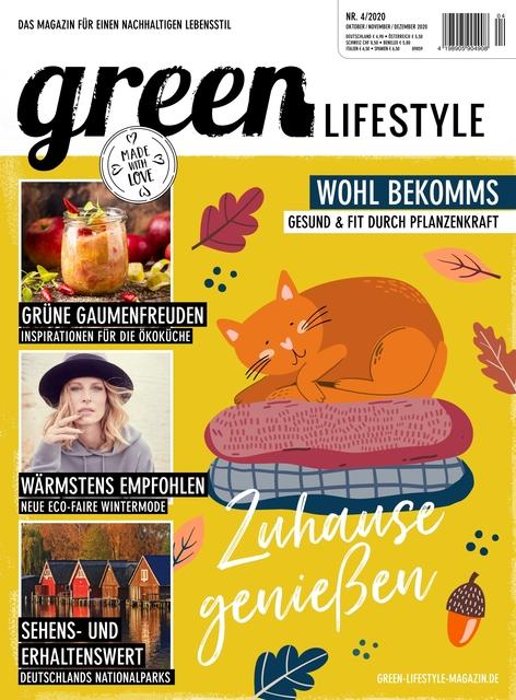 Green Lifestyle Ausgabe 04/2020
