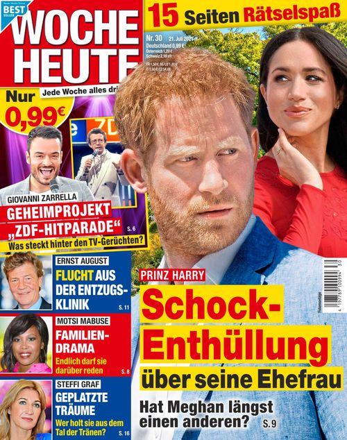 Woche Heute Ausgabe 30/2021