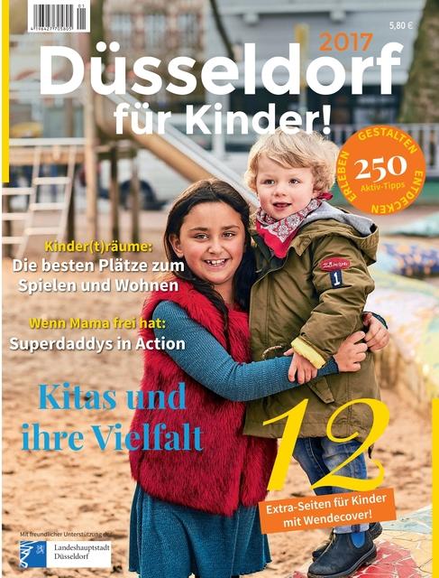 Düsseldorf für Kinder! Ausgabe 01/2017