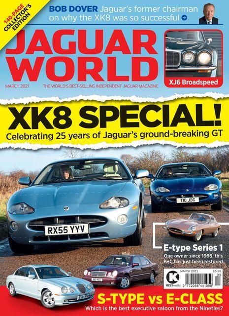 Jaguar World issue 03/2021
