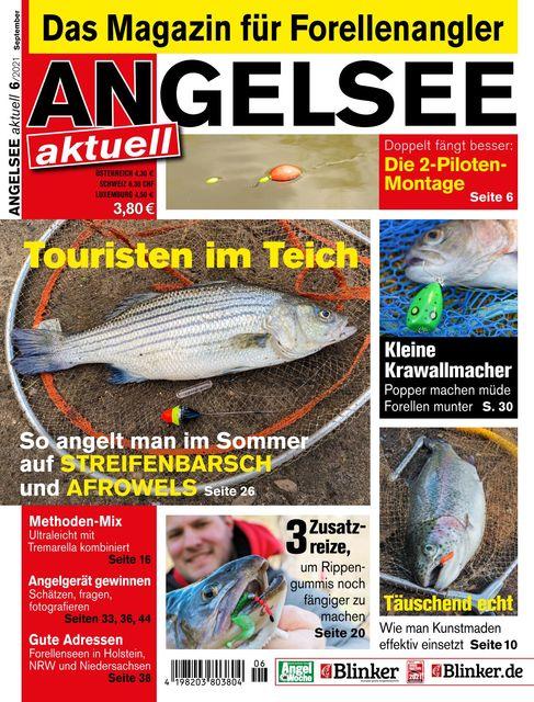 ANGELSEE aktuell Ausgabe 06/2021