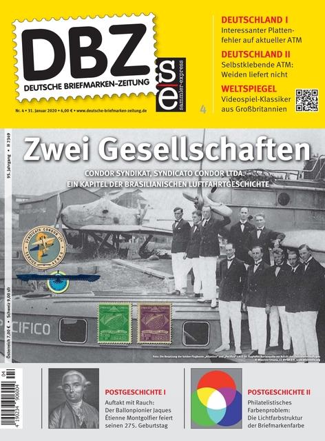 Deutsche Briefmarken Zeitung
