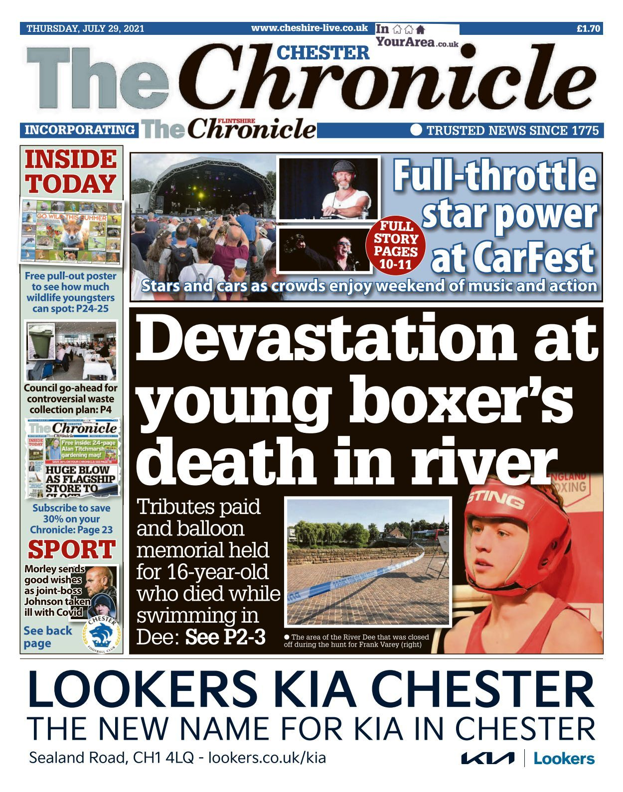 Chester Chronicle   10 10 10