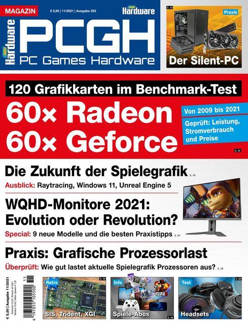 PC Games Hardware Ausgabe 11/2021