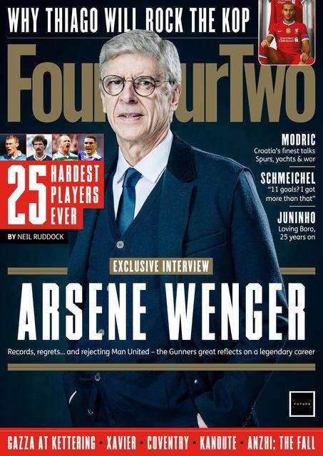 FourFourTwo 2020-10-21