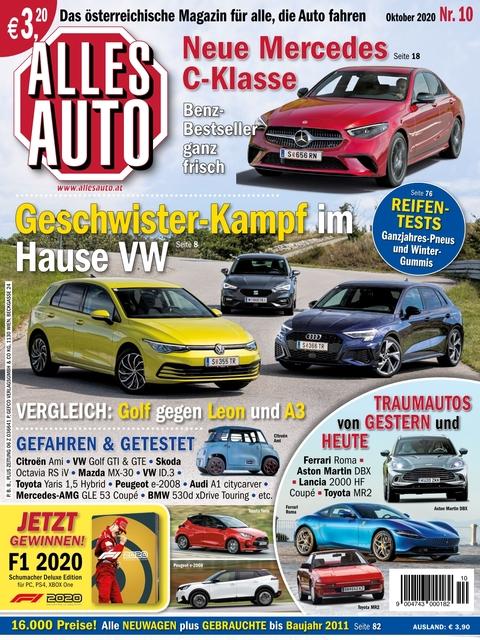 Alles Auto Ausgabe 10/2020