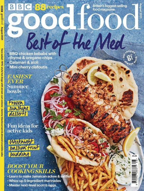 BBC Good Food issue 08/2021