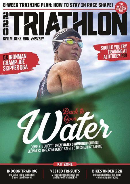 220 Triathlon issue 05/2020