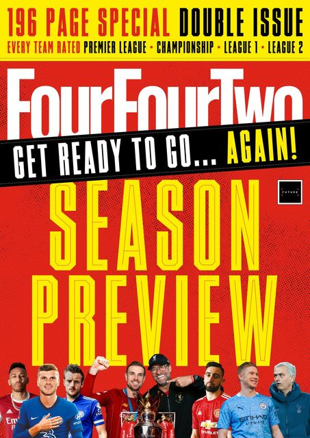 FourFourTwo 2020-08-26