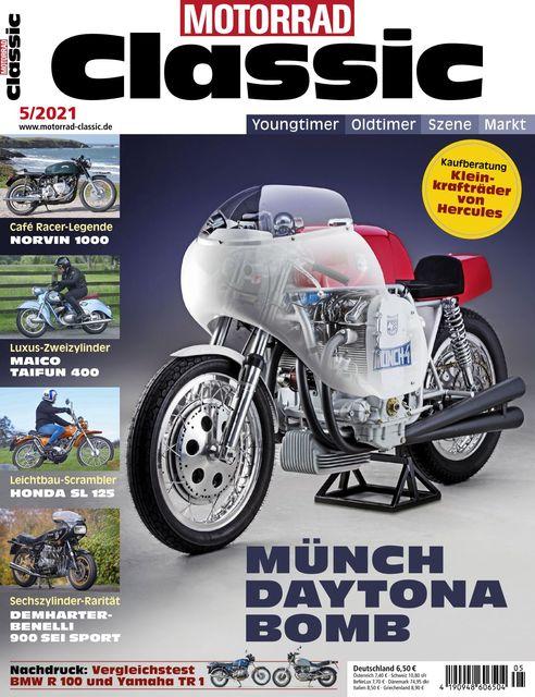 Motorrad Classic 2021-04-08