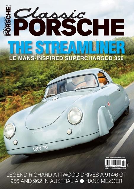 Classic Porsche issue 72