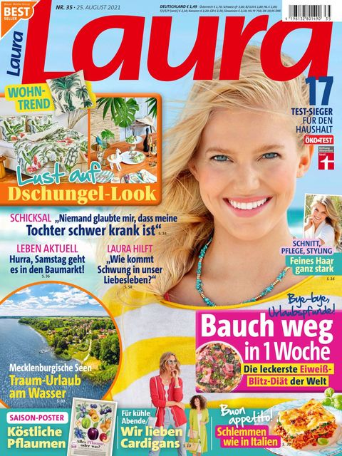 Laura Ausgabe 35/2021