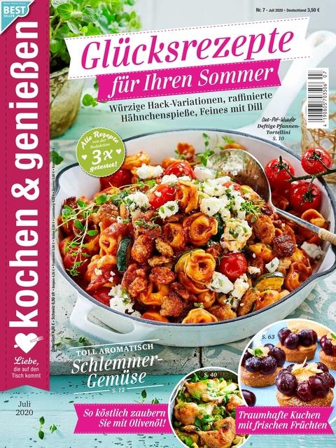 Kochen und Genießen Ausgabe 7/2020