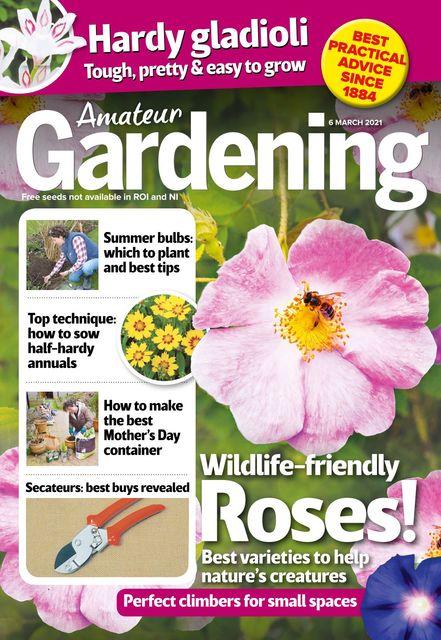 Amateur Gardening Magazine 2021-03-02