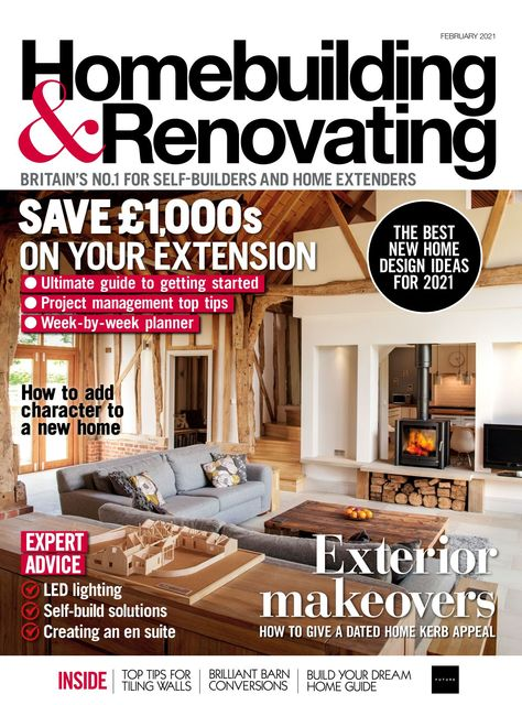Homebuilding and Renovating 2020-12-23