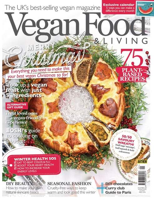 Vegan Food & Living issue 43, 12/2019