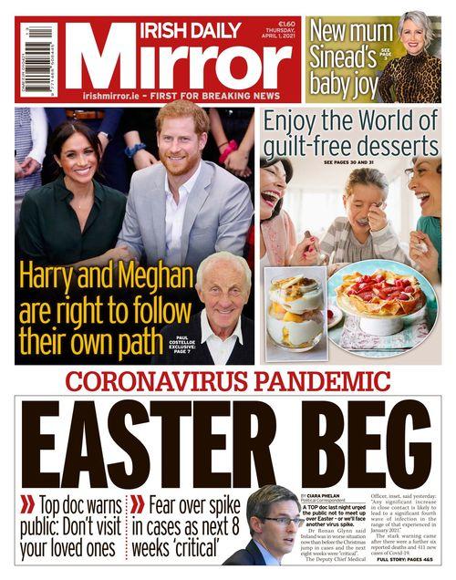 Irish Daily Mirror 2021-04-01