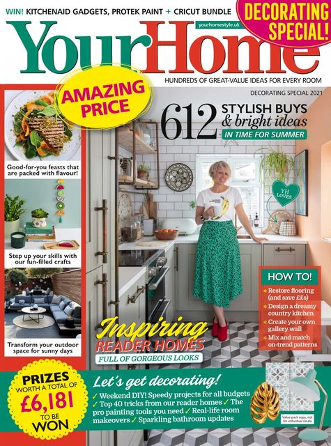 Your Home issue Decorating Special 2021