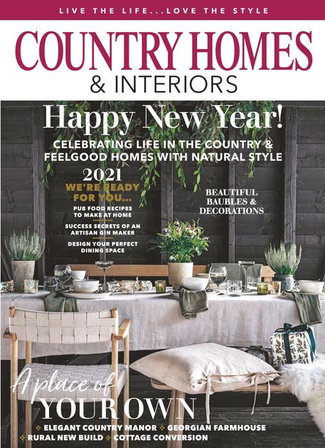 Country Homes & Interiors Magazine 2020-12-03