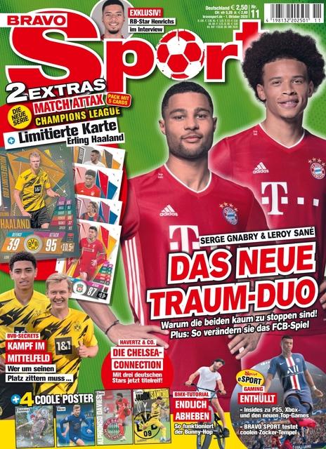 Bravo Sport Ausgabe 11/2020