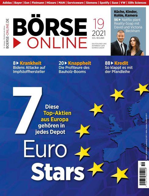 Börse Online Ausgabe 19/2021