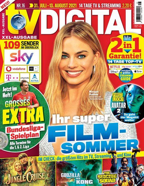 TV DIGITAL XXL 2021-07-23