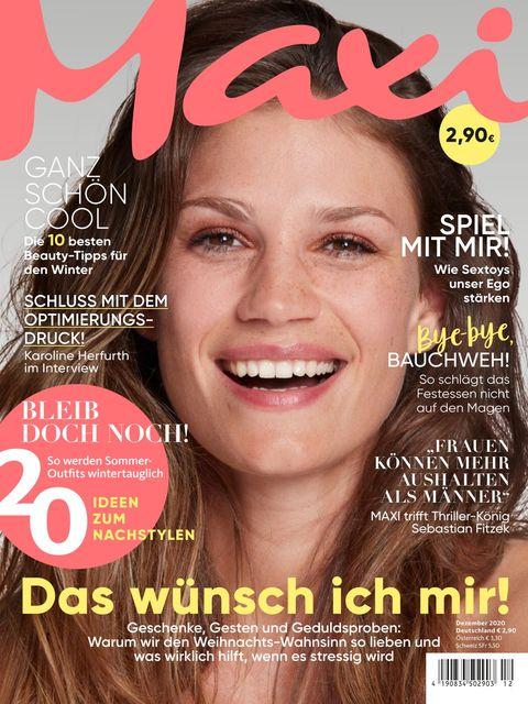 MAXI Ausgabe 12/2020