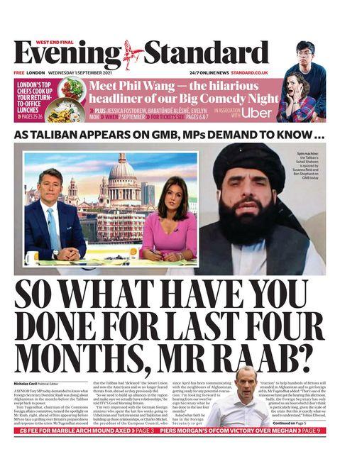 Evening Standard 2021-09-01