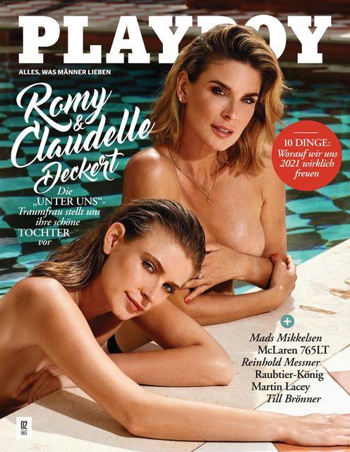 Romy & Claudelle Deckert