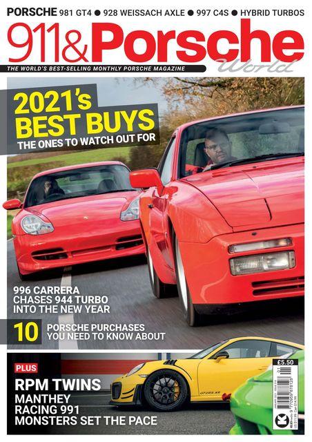 911 & Porsche World issue 01/2021